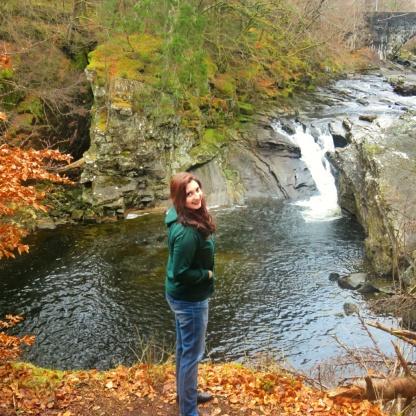 Invermoriston Falls, Scotland