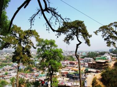 Shillong City View