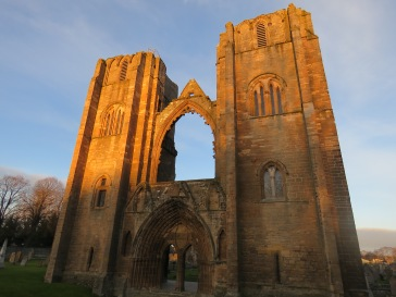 Elgin Cathedral, Scotland
