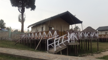 Tent Stay in Cherapunjee